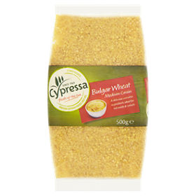 Cypressa Bulgar Wheat Medium Grain 500g