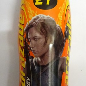 Larazade Orange Energy Drink 380ml