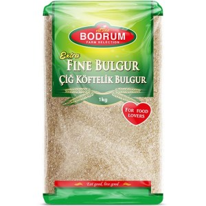 Bodrum Extra Fine Boulgur 1 Kg