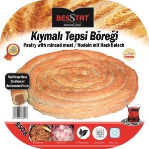 Besstat Minced Beef Pie 850g