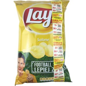 Lay's Salted Chips 140g