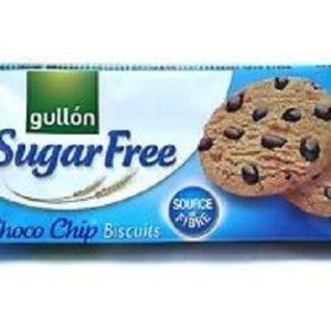 Gullon Choco Chip Sugar Free 125g