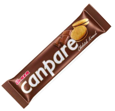 Ulker Canpare Chocolate Biscuit 81GR