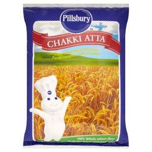 Pillsbury Chakki Atta Whole Wheat Flour 10kg