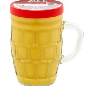 Rolnik Beer Mustard 250g