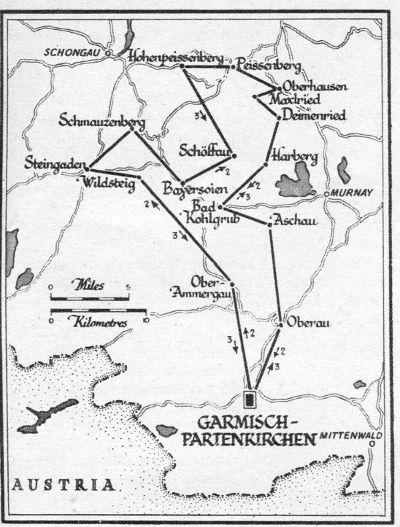 isdt 1958  u2013 w germany