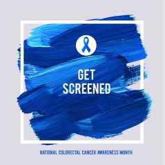 National colorectal awareness month