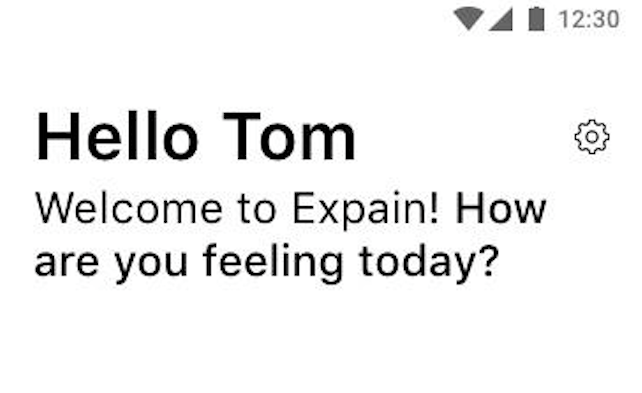 hello tom welcome to expain! how are you feeling today?