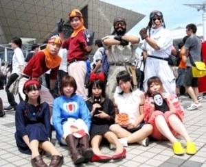 ハロウィンでジブリキャラを仮装する人たち