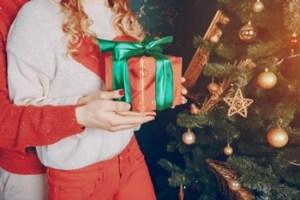 クリスマスに彼女にプレゼント