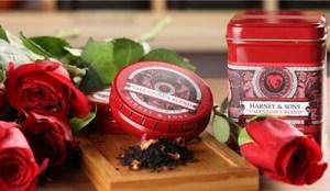バレンタインに紅茶のギフト