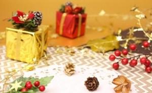 クリスマスの飾り付けイメージ