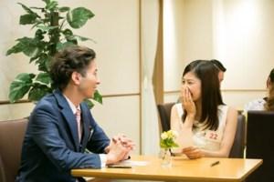 婚活・お見合いパーティー|女性との出会い(リアル編)