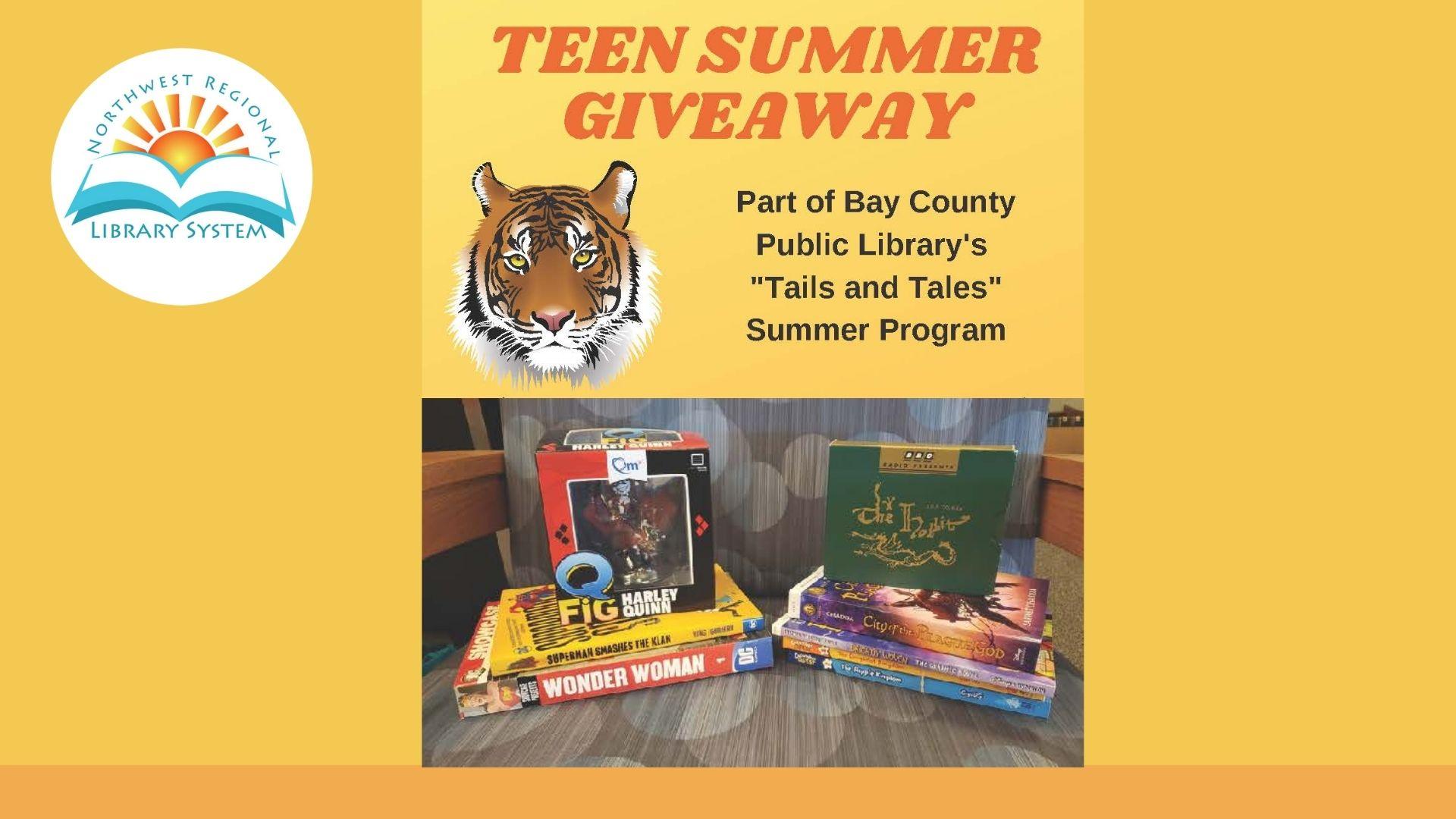 Teen Summer Giveaway