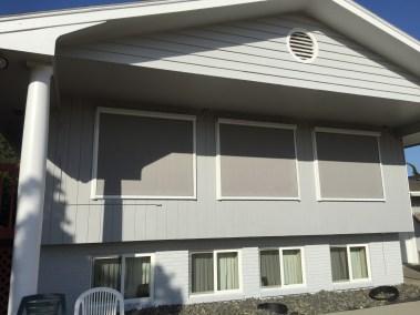 Motorized Window Solar Shades