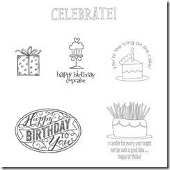 best of stamp set