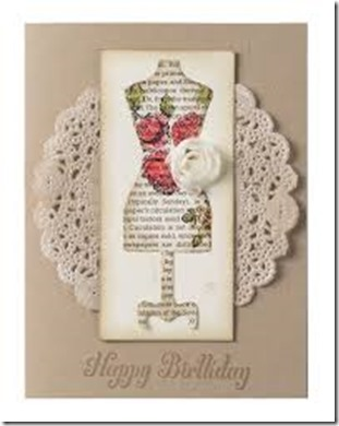 dolled up card
