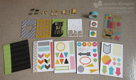 Everyday Adventure Accessory Pack by stampin up