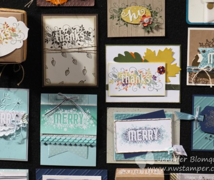 seasonally scattered display board 1