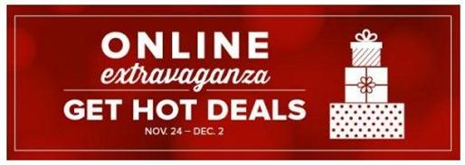 online extravaganza logo