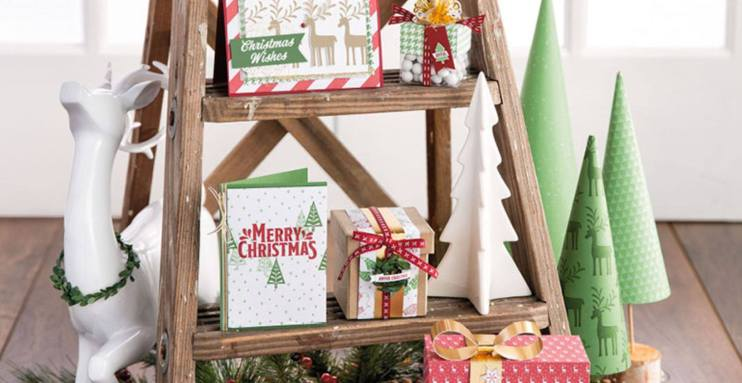 Northwest Stamp and Share 2017 Holiday Catalog Launch