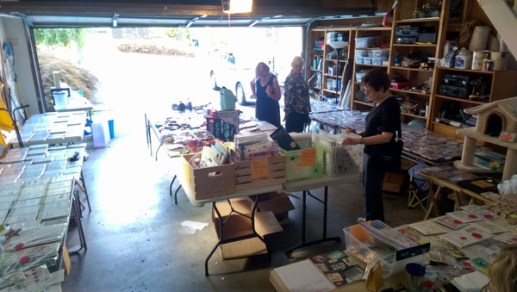 bellevue seattle craft garage sale