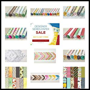 designer paper images from the buy 3 get 1 free sale
