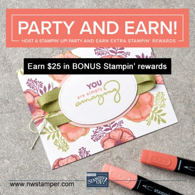 2018 Sale-a-Bration host rewards