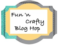 Fun n Crafty Blog Hop badge