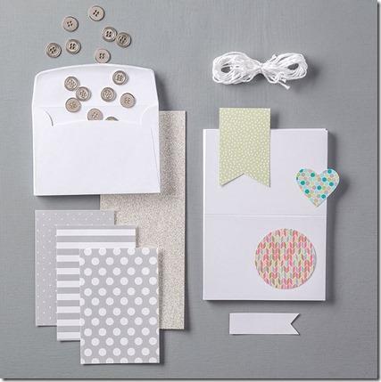happenings card kit