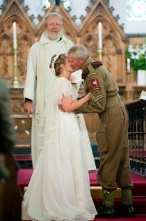 1940s Wedding Lytham