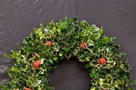 Wreath (Holly)