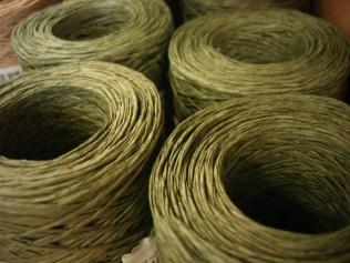Green Bindwire