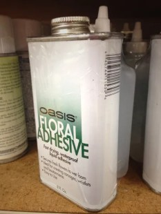 Oasis® Floral Adhesive