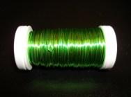 Apple Green Metallic Wire