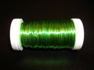 Apple Green Metallic Wire