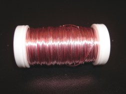 Pink Metallic Wire