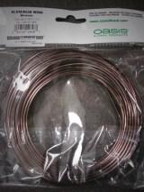 Brown Aluminum Wire