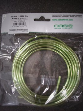 Apple Green Mega Wire