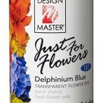 137 Delphinium Blue