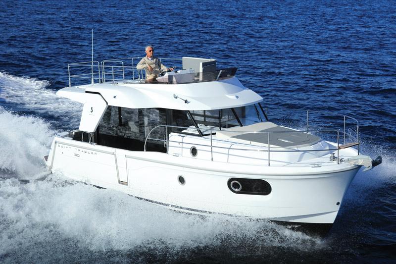 2017 Beneteau Swift Trawler 30 Northwest Yachting