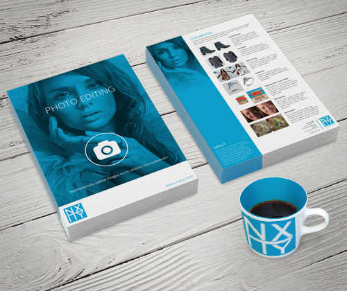 NXITY Graphic Design Services - Marketing Collateral Services