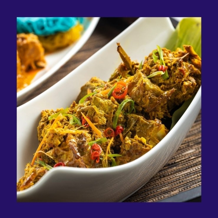 Ayam Binjai (Boneless Chicken Leg)