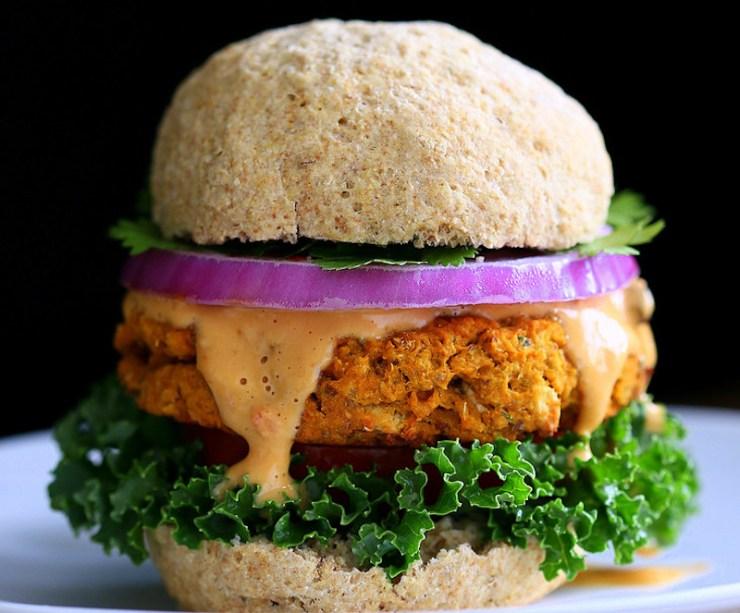 VegNews.Almondbutterburger