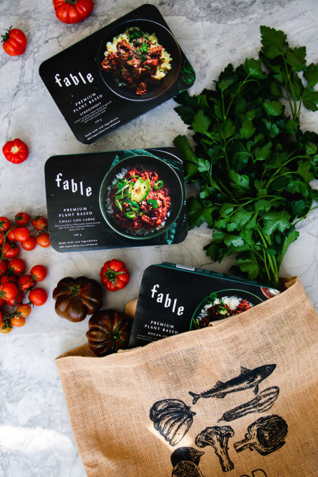 Fable's ready-made meals