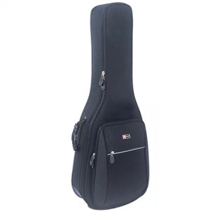 Crossrock CRSG006DBLK Acoustic Dreadnought Guitar Bag