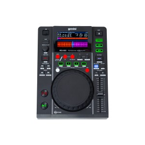 Gemini MDJ Series MDJ-500 Professional Audio DJ Media Player
