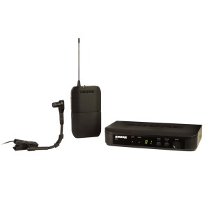 Shure BLX14/B98 Wireless Instrument System