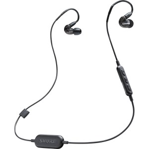 Shure SE215 BT Wireless Sound Isolating Earphones