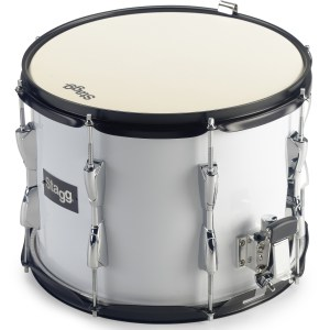 "Stagg MASD 1310 13""x10"" Marching snare drum with strap"